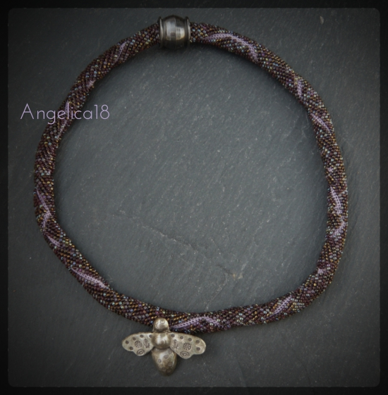 Das Perlenhäkeln Adlibitum Schmuck Perlenarbeiten
