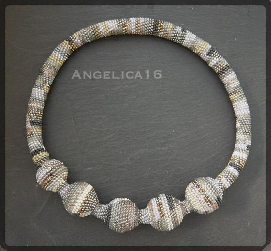 Das Perlenhäkeln - ADLIBITUM - Schmuck & Perlenarbeiten